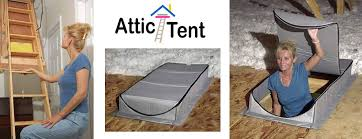 Attic Tent  sc 1 st  Pioneer Heating and Air Conditioning & Attic Tent - Pioneer Heating and Air Conditioning